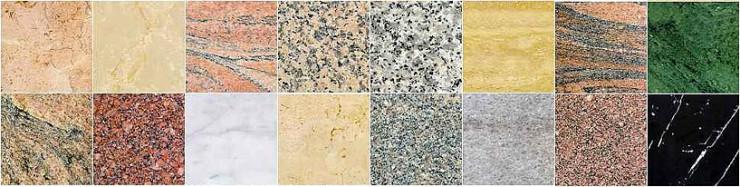 Diferencias entre el m rmol y el granito for Como se extrae el marmol