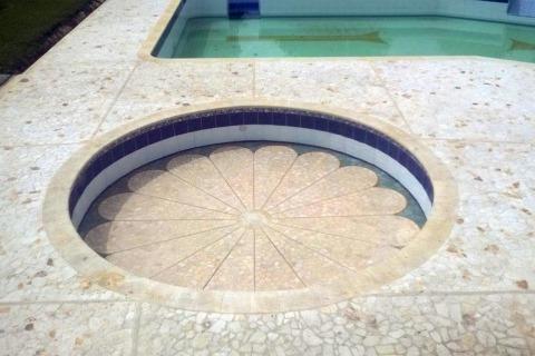 Piso marmol guayara